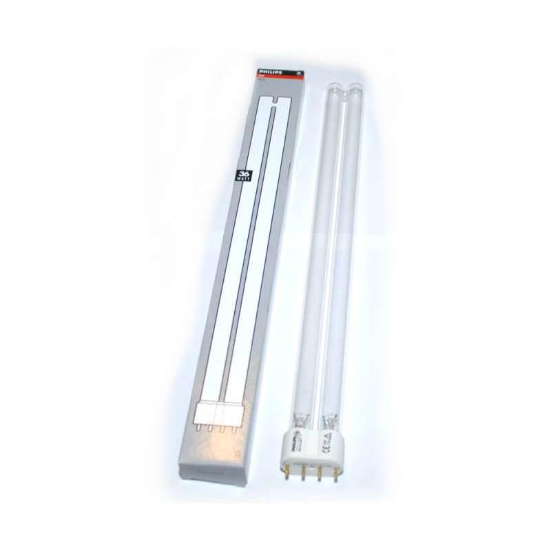 PHILIPS UVC 18 Watt PL L 2G11 UV Ersatz Lampe Oase Bitron Osaga Koi Teich Filter