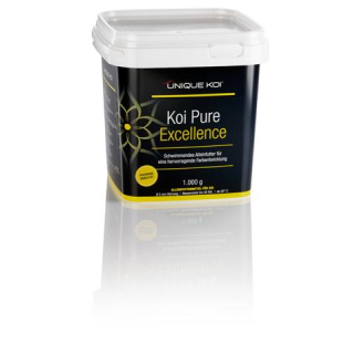 Koi Pure Excellence 1,0 kg, 5 mm