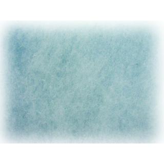 1 x Filtervlies 100 x 100 x 3 cm weiß  Feinfilter Koi Teich Filter